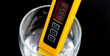 TDS meter for drinking water